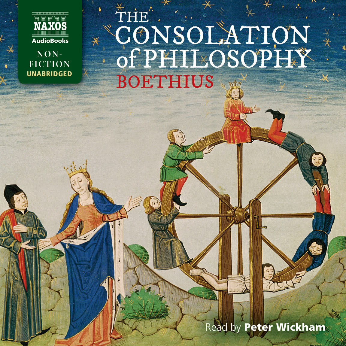 The Consolation of Philosophy (unabridged)