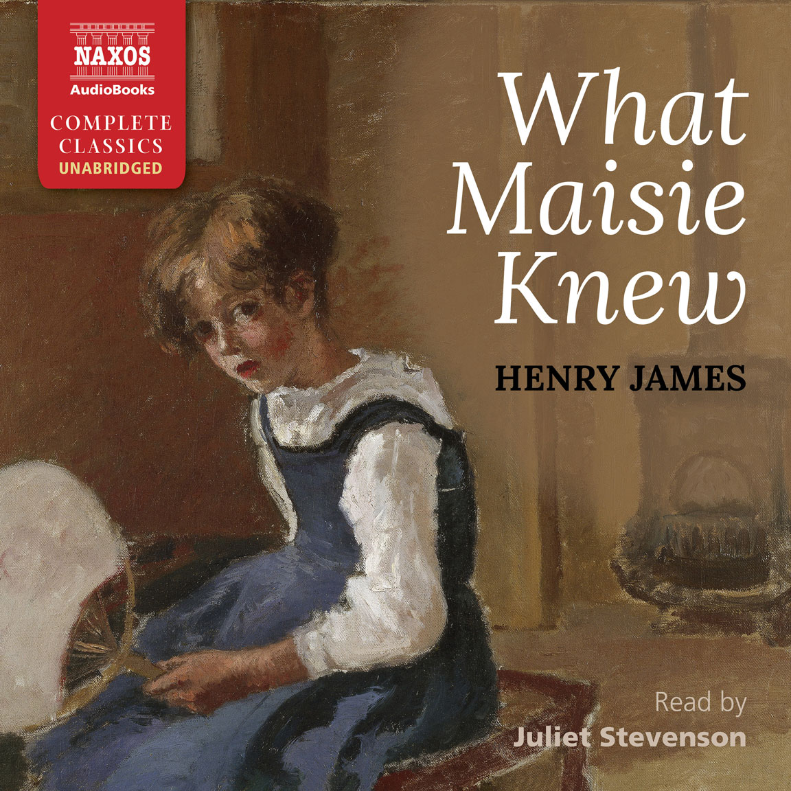 What Maisie Knew (unabridged)