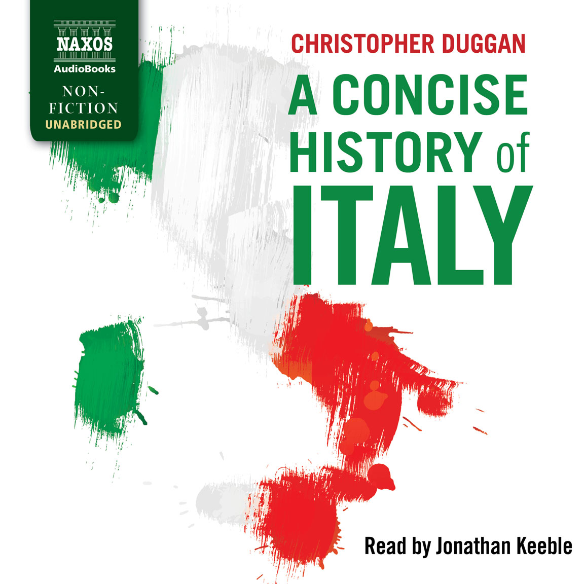 A Concise History of Italy (unabridged)