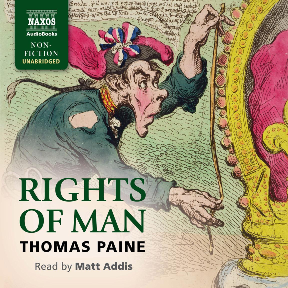 Rights of Man (unabridged)
