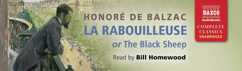 La Rabouilleuse (unabridged)