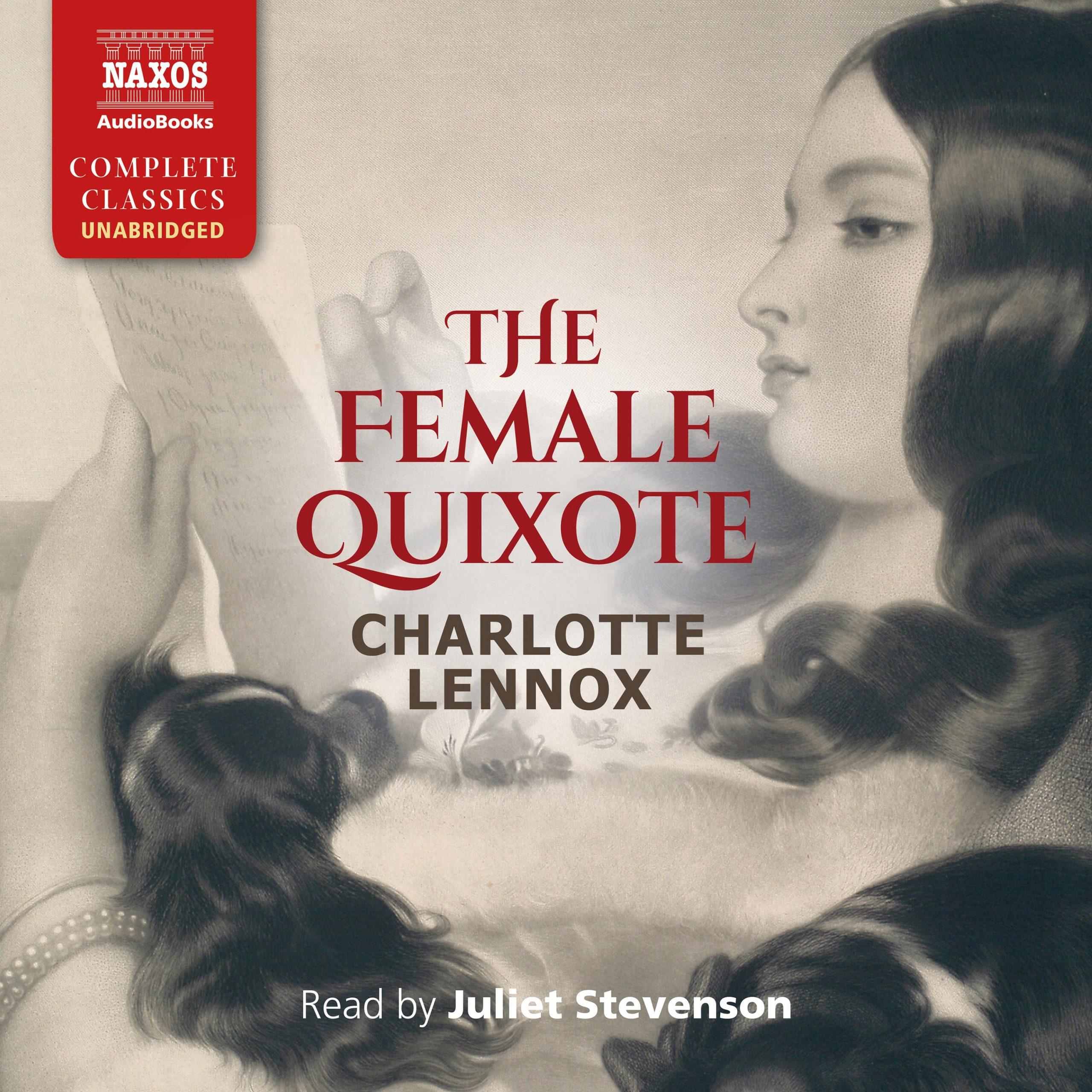 The Female Quixote (unabridged)