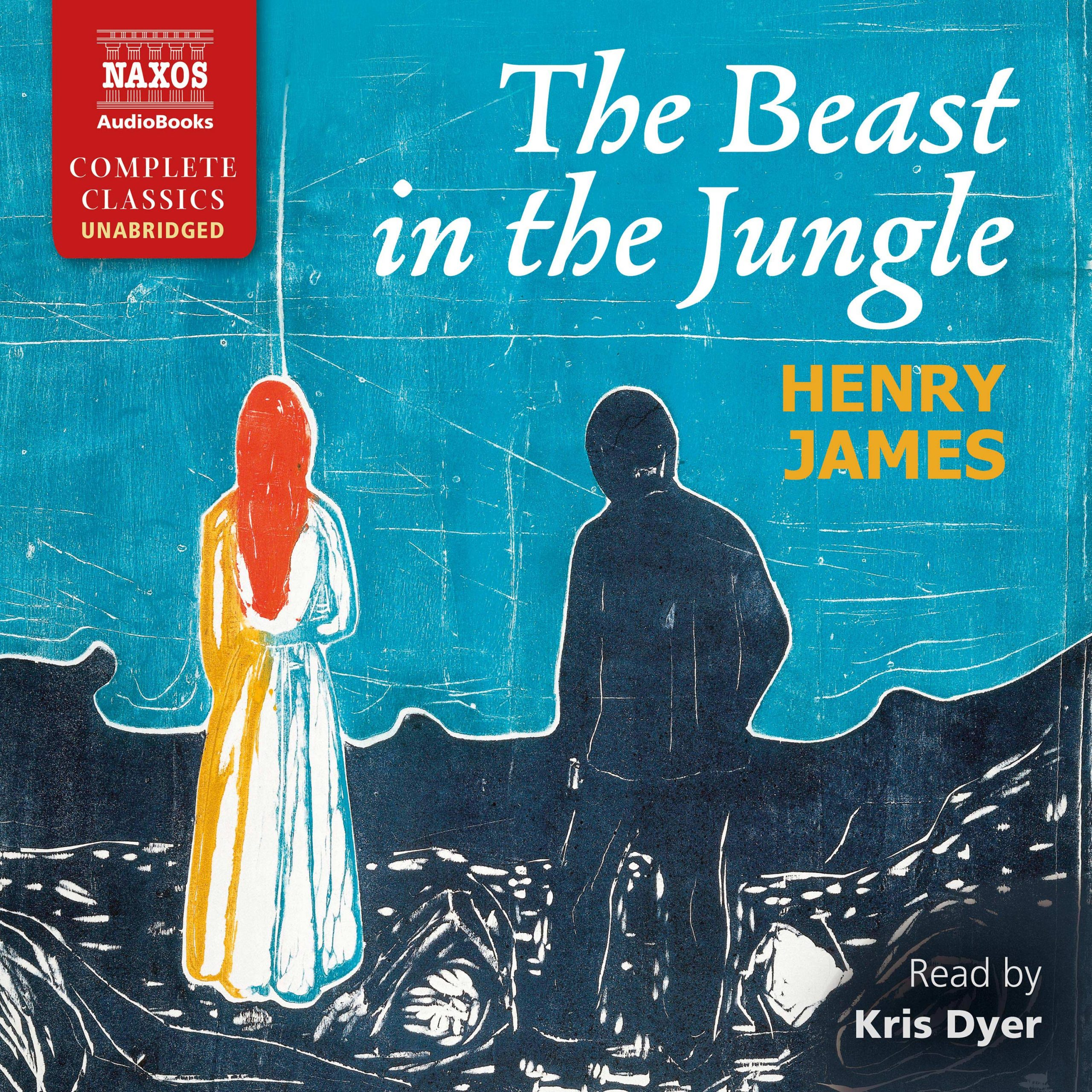 The Beast in the Jungle (unabridged)