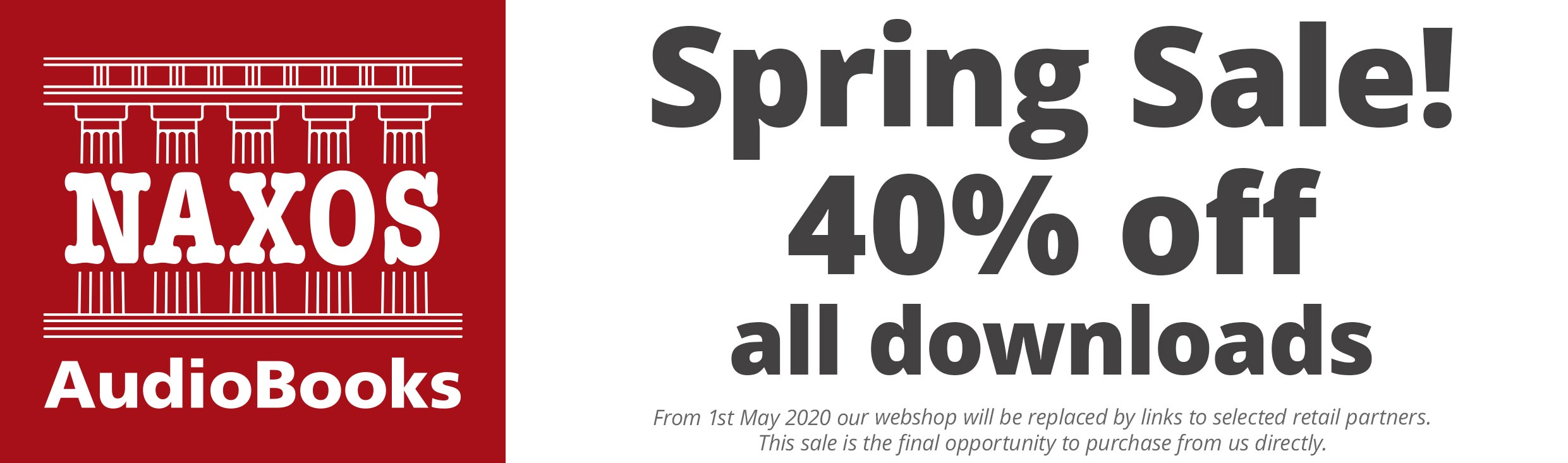 Spring Sale! 40% off all downloads!