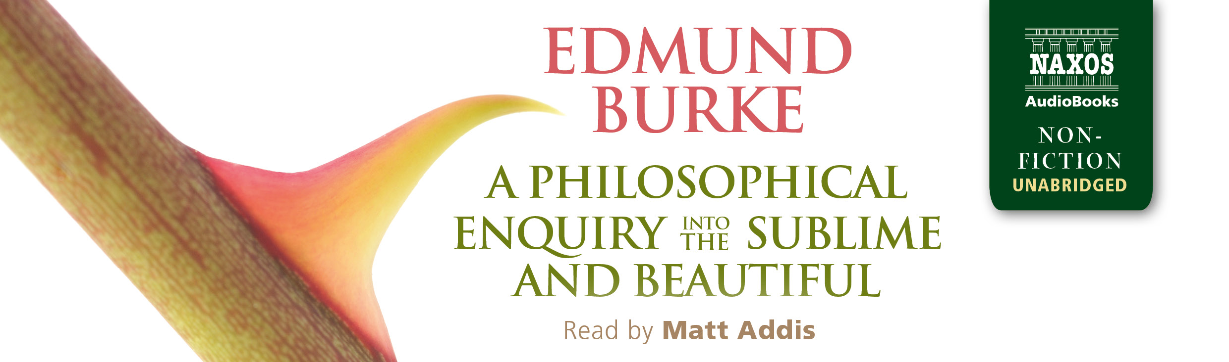 A Philosophical Enquiry into the Sublime and Beautiful (unabridged)