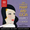 The Complete Mapp and Lucia, Volume 1 (unabridged)
