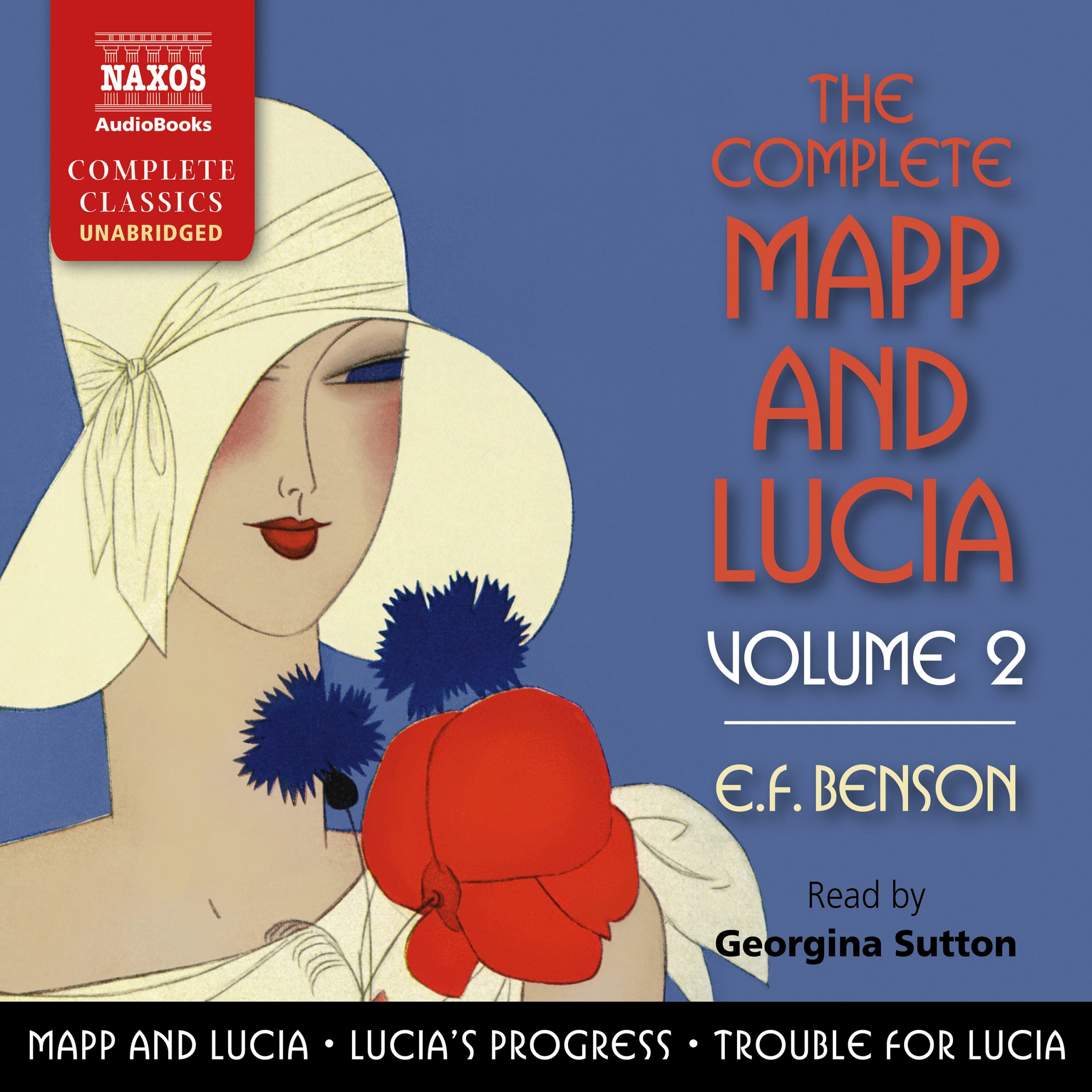 The Complete Mapp and Lucia, Volume 2 (unabridged)
