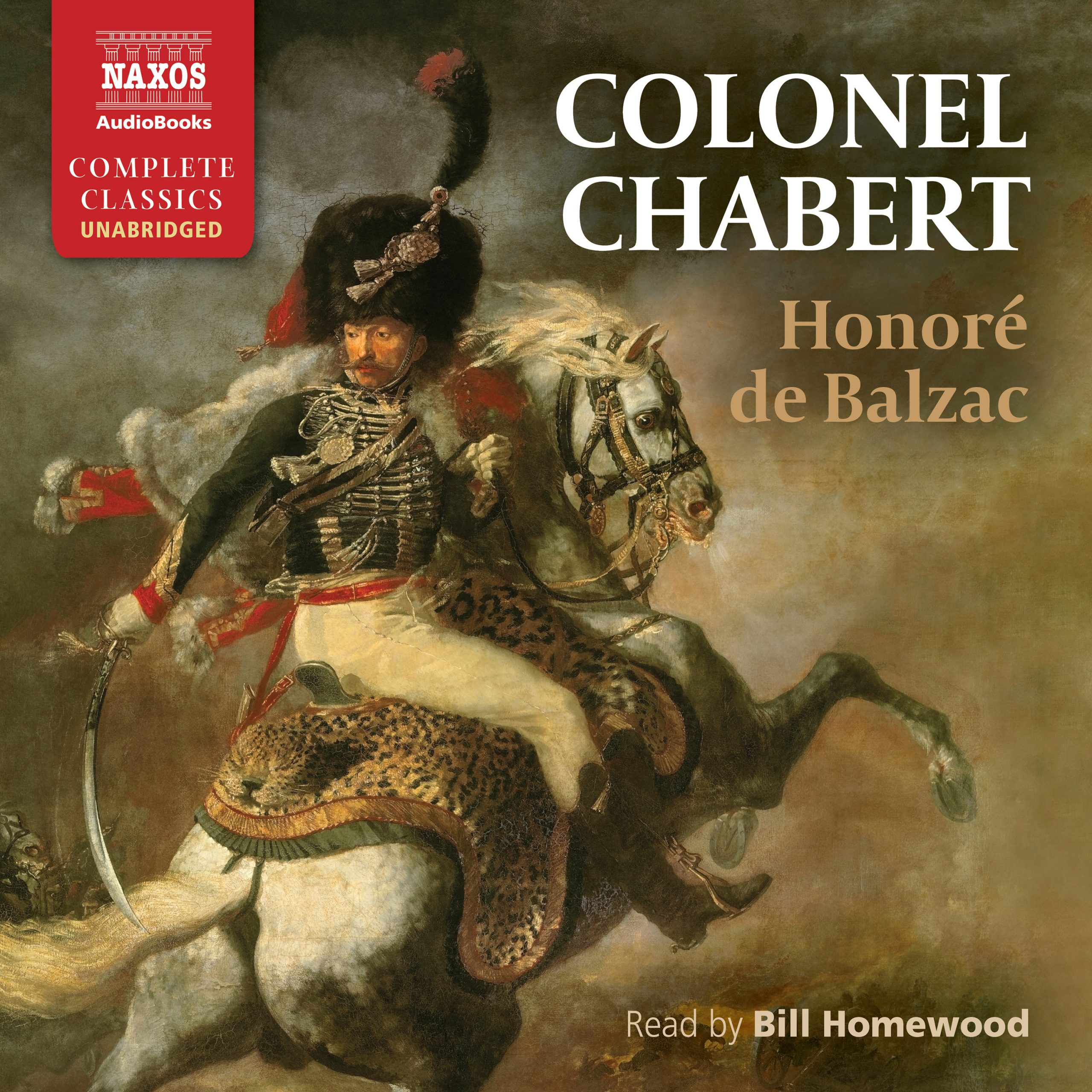 Colonel Chabert (unabridged)