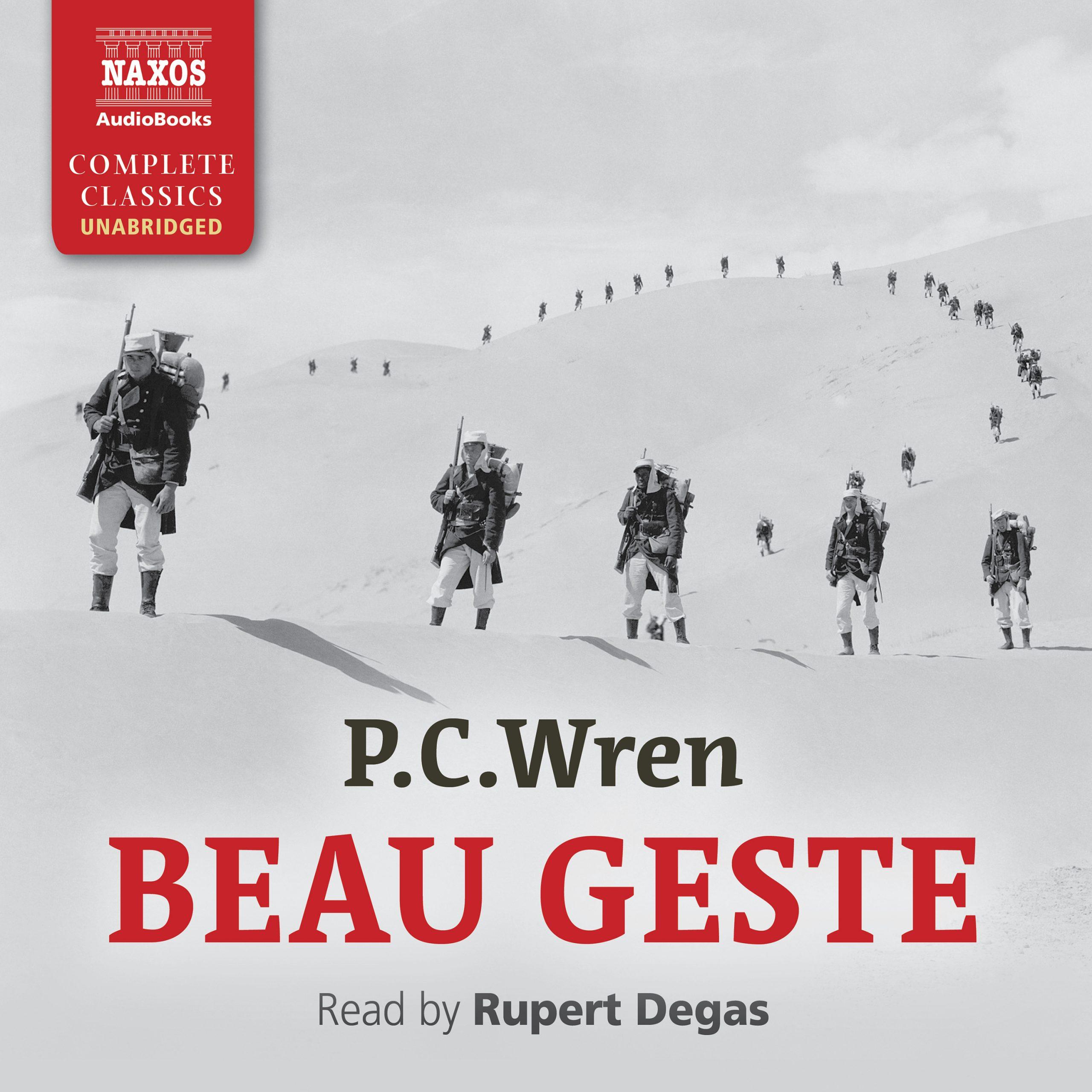 Beau Geste (unabridged)
